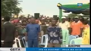 RAIS DR JOHN MAGUFULI FT AIC BARAKA KWAYA RUNZEWE