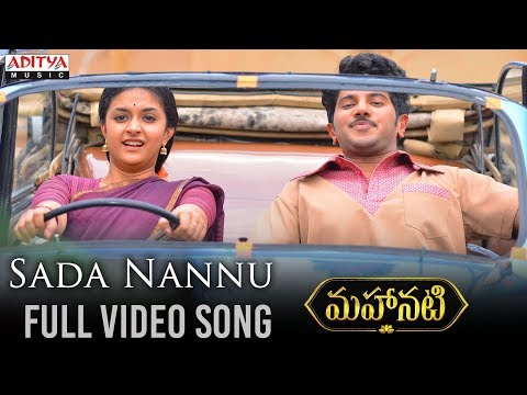 Xxx Mp4 Sada Nannu Full Video Song Mahanati Video Songs Keerthy Suresh Dulquer 3gp Sex