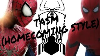 The Amazing Spider-man Trailer (homecoming style)