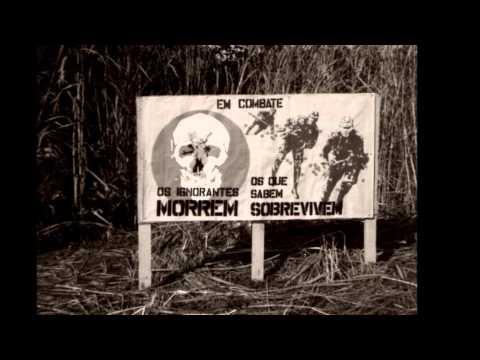 Comandos Portugueses Instrução