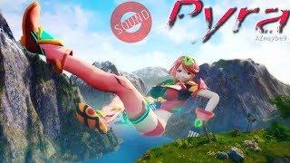 UE4 Giantess Pyra (Soundless)