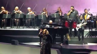 Skyfall  : Adele 25 Live Tour In London April 5 2016