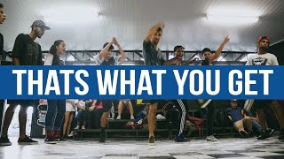 PARAMORE - THATS WHAT YOU GET - Choreography by Gustavo Guilherme