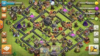 clan battleday war replay coc