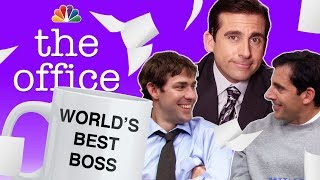 All the Times Michael Scott Was Actually a Great Boss - The Office