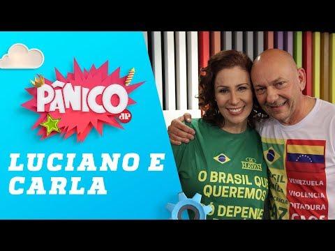 Xxx Mp4 Luciano Hang E Carla Zambelli Pânico 22 10 18 3gp Sex