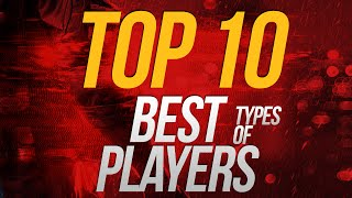 BF4 - Top 10 Best Types of Players (How To Be Considered A Good Battlefield Player)