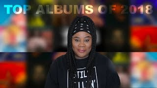 Top 10 Best Albums of 2018