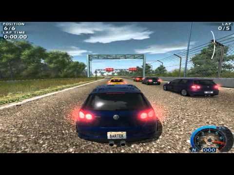 World Racing 2 Gameplay PC