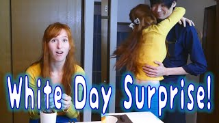 White Day! Jun's Surprise For Rachel ♥ ホワイトデー・サプライズ