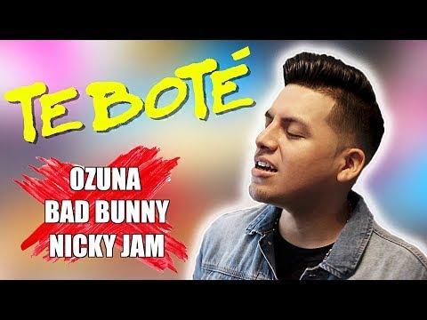 Te Bote Remix Bad Bunny Ozuna Nicky Jam