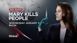 Mary Kills People - Featurette: From Page to Screen | Season 2