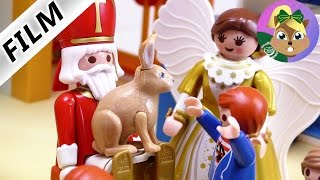 فيلم لبلايموبيل و حلقة جديدة من عائلة الطيور وعدم حصول جوليان على هدية بمناسبة الكريسميس
