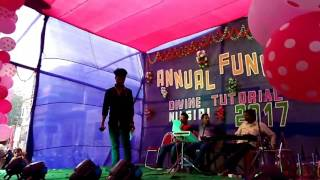 Abcd2 chunar song live profomance cj swag in college function