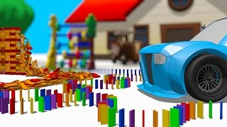 VIDS for KIDS in 3d (HD) - Dominos for Children 12  - AApV