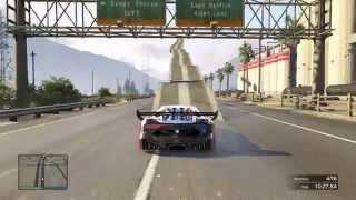 كيف تقضي وقتك في قراند GTA5 مع العيال #4 أتحداك تفوز !!