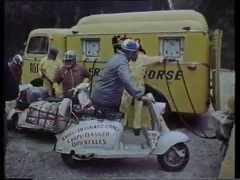 SCOOTER MANIA Lambretta & Vespa Classic Motorcycles