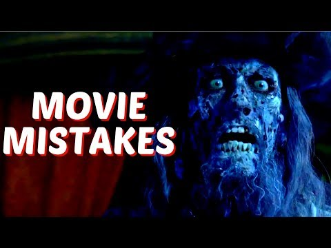 Xxx Mp4 10 Biggest Mistakes In Pirates Of The Caribbean You Missed The Curse Of The Black Pearl Movie 3gp Sex