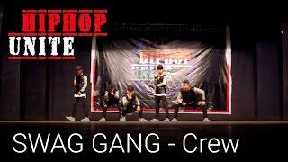 Swag Gang Crew - Delhi - Hip-hop Unite