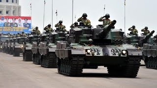 Indonesian Military Parade 2014 (HUT TNI ke 69)