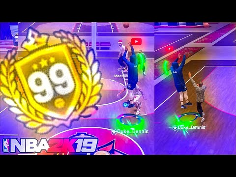 Xxx Mp4 99 Overall Pure Sharp Sent Me His BEST JUMPSHOT ON NBA 2K19 And Made Me A 99 Overall DEMIGOD 3gp Sex