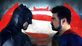 Batman v Superman - Nostalgia Critic