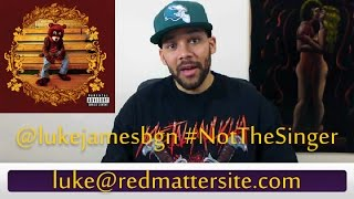 Kanye West - The College Dropout Album Review (The Archives)