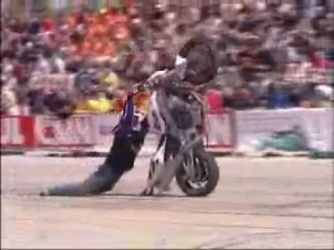 Campeonato Mundial de Manobras de Motos