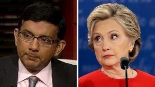 Filmmaker Dinesh D'Souza reacts to Clinton campaign leaks