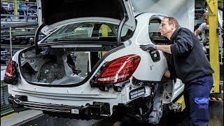 Mercedes Benz C-Class Production