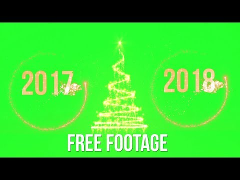 Xxx Mp4 2017 To 2018 Christmas Tree New Year Green Screen Stock Footage Download Free 3gp Sex