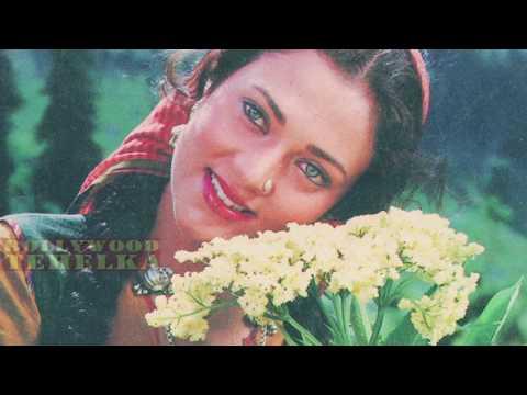 Old Hot And Bold  Bollywood Actress Mandakini   Sensuous Filmography