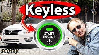 Why Not to Buy a Keyless Car (Push to Start Button)  | Scotty Kilmer
