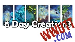 Did God Create the Universe in 6 Literal Days?