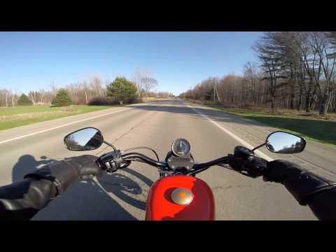 07 Harley Davidson Nightster w Frankenstein trike kit