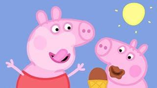 Peppa Pig en Español Episodios completos - ¡Día muy caliente con Peppa! - Dibujos Animados