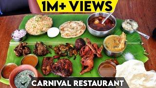 One Leaf - 25 items - Carnival Restaurant, Chennai