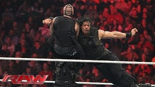 Rey Mysterio, Kofi Kingston & Big E. Langston vs. The Shield: Raw, Feb. 3, 2014