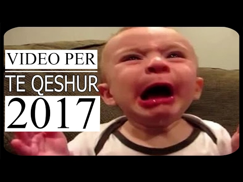 Video per te qeshur me lot Provoni te mos qeshni 2017