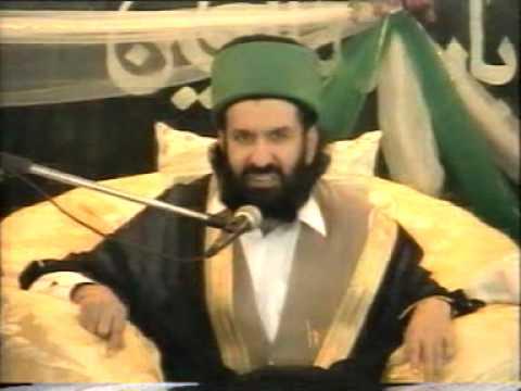 Bayaan by Peer Muhammad Naqeeb ur Rahman Sahib Part 1