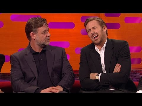 Ryan Gosling s uncomfortable massage – The Graham Norton Show Series 19 Episode 9 – BBC One