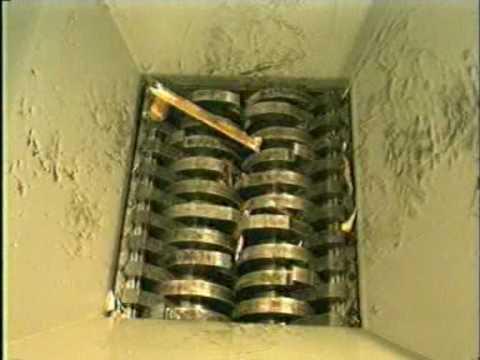 Triturador Industrial Shredder 19 3405 3420