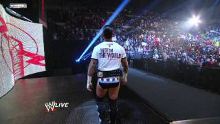Raw: CM Punk makes his shocking return to WWE