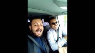 Joni torres y hermano Oscar de logroño cantando un trozo de alabanza