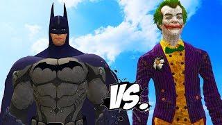 GTA V - Batman vs Joker