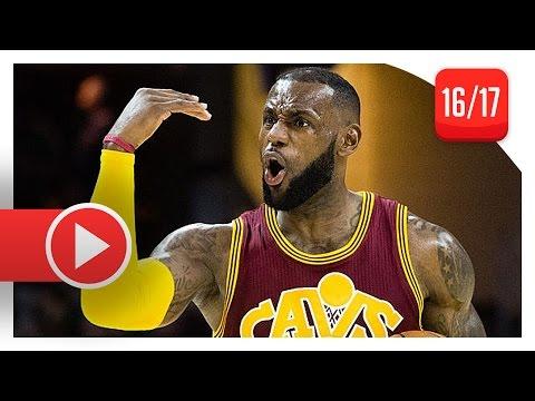 LeBron James Full Highlights vs Raptors (2016.11.15) - 28 Pts, Raptors Feed