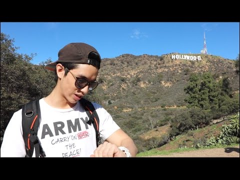 watch กว่าจะมาถึง Hollywood !! | VLOG 005
