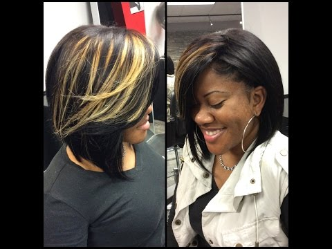 Full Sew In Bob Tutorial