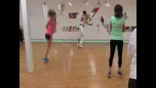 Summer Boo by Crossfire Dance Fitness warm-up