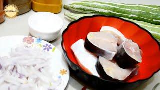 Pangash Mach Chichinga || Desi Style Fish Curry || How to cook Pangash Fish